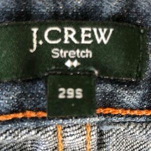 J. Crew Jeans - J. Crew Matchstick stretch jeans 👖 Size 39S